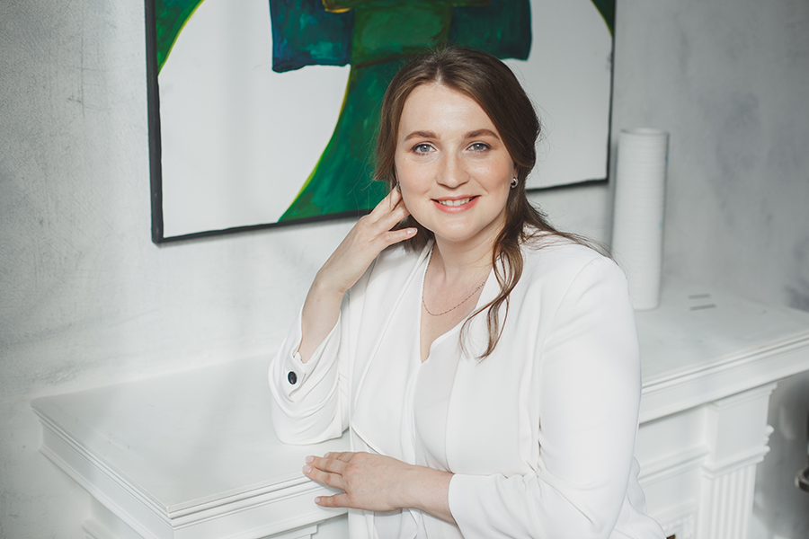 Психолог Анна Донецкая